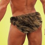 remove hair from buttcrack
