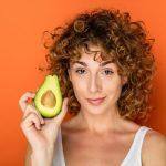 avocado hair mask for oily skin