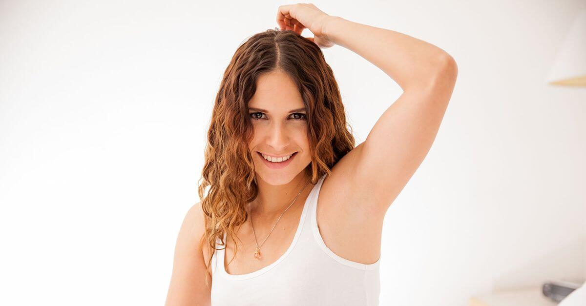 How To Whiten The Underarms Naturally